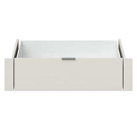 MODUL Tiroirs intérieurs 100cm 402780200000 Dimensions L: 99.0 cm x P: 53.0 cm x H: 25.0 cm Couleur Blanc Photo no. 1