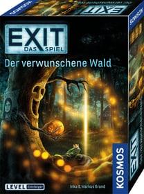 Exit Der verwunschene Wald (DE) Giochi di società KOSMOS 748679090000 N. figura 1