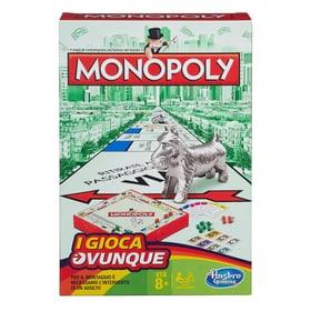 Monopoly compact (I) Hasbro Gaming 746977690200 Langue Italien Photo no. 1