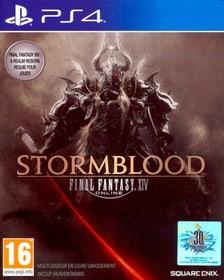PS4 - Final Fantasy XIV: Stormblood (Add-On) Box 785300122316 N. figura 1