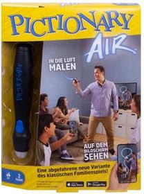 Pictionary Air (D) Giochi di società Mattel Games 748965090000 Lengua _DE N. figura 1