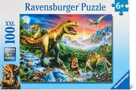 Au dinosaurs Puzzle Ravensburger 748978500000 Photo no. 1