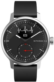Scanwatch 42mm/Black Smartwatch Withings 785300155271 Bild Nr. 1