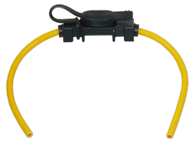 Sicherungshalter In-Line, für LP-Mini Sich. KFZ Sicherung Hoelzle 621569900000 Bild Nr. 1