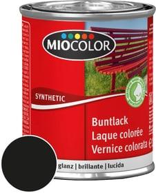 Synthetic Vernice colorata lucida Nero 125 ml Miocolor 661432500000 Colore Nero Contenuto 125.0 ml N. figura 1