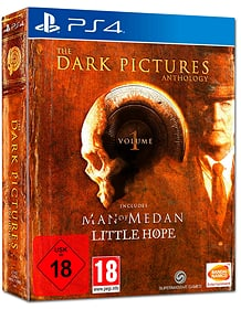 PS4 - The Dark Pictures Anthology: Volume 1 - Limited Edition Box 785300156299 N. figura 1