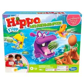 Hippo Flipp Melonenmampfen (DE) Giochi di società Hasbro Gaming 748678690000 Lingua DE N. figura 1
