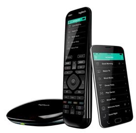Harmony Elite Télécommande universelle avancée, hub et application