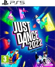 PS5 - Just Dance 2022 Box 785300161079 Photo no. 1