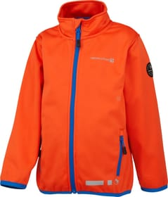 GIacca in softshell GIacca in softshell Trevolution 472379311030 Taglie 110 Colore rosso N. figura 1