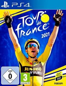PS4 - Tour de France 2021 D/F Box 785300159310 Photo no. 1