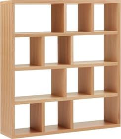 INDUS Étagère 407505200000 Dimensions L: 150.0 cm x P: 34.0 cm x H: 159.0 cm Couleur Chêne Photo no. 1