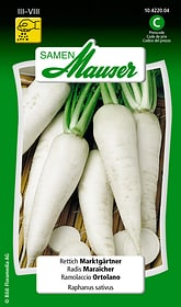 Ramolaccio Ortolano Sementi di verdura Samen Mauser 650113903000 Contenuto 5 g (ca. 200 piante o 4 m²) N. figura 1