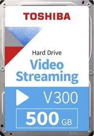 "V300 Video Streaming 500GB 3.5"" SATA (BULK) Hard disk Interno HDD Toshiba 785300137574 N. figura 1"