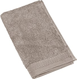 NEVA Serviette d'hote 450849720269 Couleur Taupe Dimensions L: 30.0 cm x H: 50.0 cm Photo no. 1
