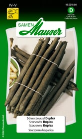 Schwarzwurzel Duplex Gemüsesamen Samen Mauser 650115101000 Inhalt 4 g (ca. 120 - 150 Pflanzen oder 3 - 4 m²) Bild Nr. 1