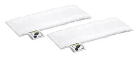 Mikrofaser-Tuchset für Bodendüse EASYFIX Reinigungstücher/-Walzen Kärcher 616893500000 Bild Nr. 1