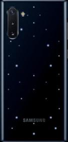 LED Cover black Coque Samsung 785300146411 Photo no. 1