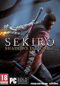 PC - Sekiro: Shadows Die Twice Box 785300141211 Langue Italien Plate-forme PC Photo no. 1
