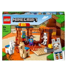 Minecraft™ 21167 Le comptoir d'échange LEGO® 747373800000 Photo no. 1