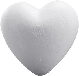 Coeur en polystyrène