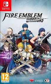 Switch - Fire Emblem Warriors Box 785300129950 N. figura 1