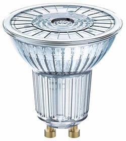 LED GU10 4.3W