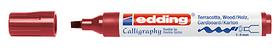 edding Kalligraphie 1455 5,0 Edding 665571600050 Farbe Rot Bild Nr. 1