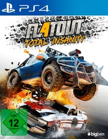 PS4 - Flatout: Total Insanity Box 785300121657 N. figura 1