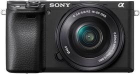 Alpha 6400 + 16-50mm PZ noir Kit apparecchio fotografico mirrorless Sony 785300142411 N. figura 1