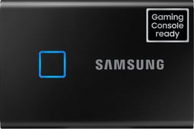 SSD T7 Touch portable 2 To Disque Dur Externe SSD Samsung 785300150219 Photo no. 1