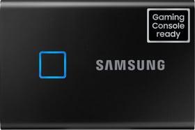 SSD T7 Touch portable 2 TB SSD Extern Samsung 785300150219 Bild Nr. 1