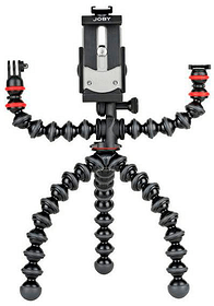 GorillaPod Mobile Rig trépied Joby 785300144443 Photo no. 1