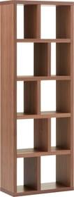 INDUS Scaffale 407540000000 Dimensioni L: 70.0 cm x P: 34.0 cm x A: 198.0 cm Colore Noce N. figura 1