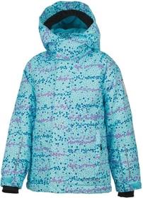 Mädchen-Skijacke Trevolution 472367209241 Grösse 92 Farbe Hellblau Bild-Nr. 1
