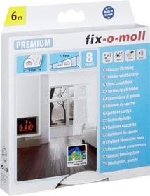P-Profil Gummi-Dichtung Fix-O-Moll 673005700000 Farbe Weiss Bild Nr. 1