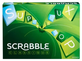 Scrabble Classique (F) Mattel Games 746952490100 Langue Français Photo no. 1