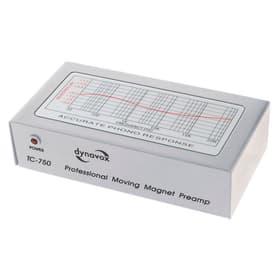 TC 750 - Argent Amplificateur Dynavox 785300122732 Photo no. 1