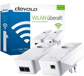 dLAN 550+ WiFi Starter Kit