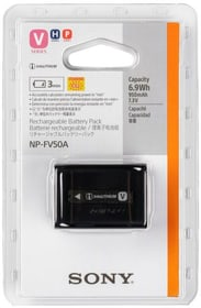 Batterie lithium-ion NP-FV50A 1030mAh Sony 785300145218 Photo no. 1