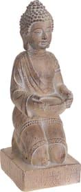 Buddha Figura decorativa Do it + Garden 657906300000 Colore Crema Taglio L: 14.5 cm x L: 16.0 cm x A: 42.5 cm N. figura 1