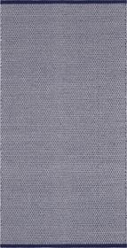 CRISPIN Tapis 412020406040 Couleur bleu Dimensions L: 60.0 cm x P: 90.0 cm Photo no. 1