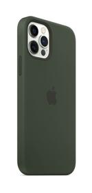 iPhone 12/12 Pro Silicone Case MagSafe Hülle Apple 785300155958 Bild Nr. 1