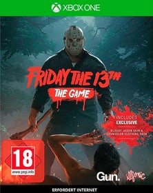 Friday the 13th [XONE] (E/d) Box 785300130016 Bild Nr. 1