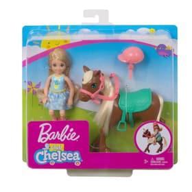 GHV78 Chelsea & Pony Set di bambole Barbie 746590900000 N. figura 1