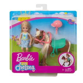 GHV78 Chelsea & Pony Barbie 746590900000 Photo no. 1