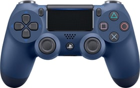 PS4 Wireless DualShock Controller v2 midnight blue Controller Sony 785300133086 N. figura 1