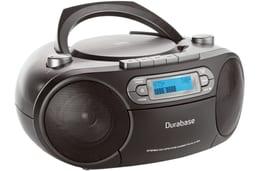 NX-CDCR100 DAB+ CD-Radio Durabase 773117200000 Bild Nr. 1