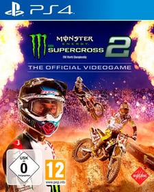 PS4 - Monster Energy Supercross - The Official Videogame 2 Box 785300140760 Photo no. 1