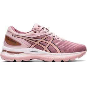 Gel Nimbus 22 Chaussures de course pour femme Asics 492874838038 Couleur rose Taille 38 Photo no. 1
